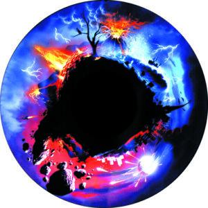 Tarcza obrazkowa Opti Trzęsienie ziemi